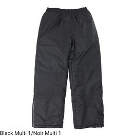 Hot Paws Boy's Black Ski Pants - 8-16 (S-XL)