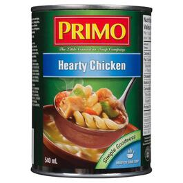 Primo Hearty Chicken Ready to Serve Soup - 540ml