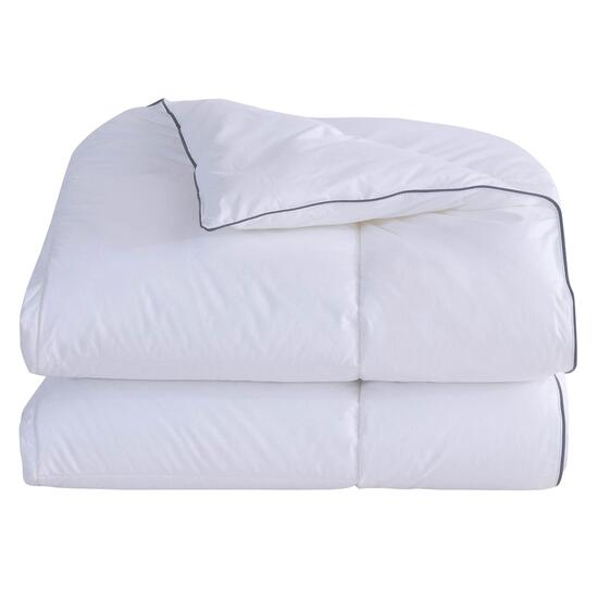 Gouchee Home Alexia White King Down Alternative Duvet