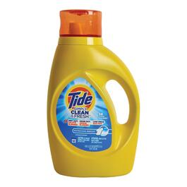 Tide Simply Clean and Fresh Liquid Laundry Detergent - 1.62L