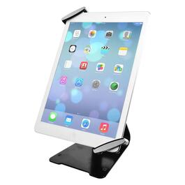 CTA Digital Universal Anti-Theft Security Grip with Stand for iPad and Tablets
