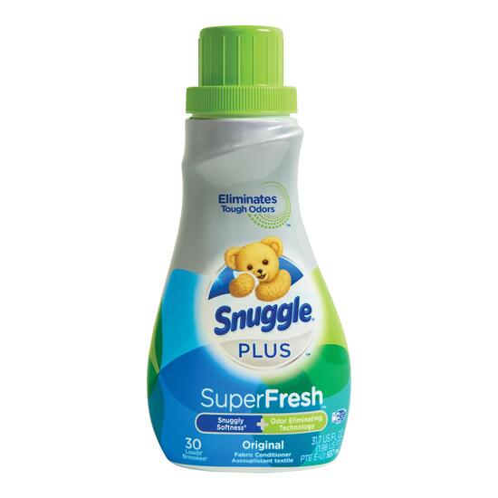 Snuggle Plus Super fresh Original Fabric Softener - 0.9L