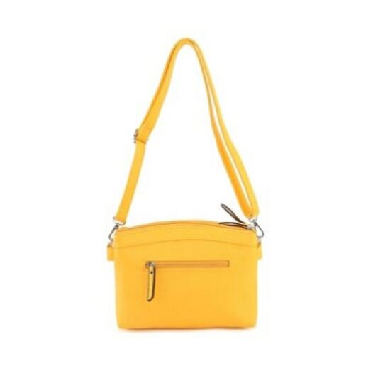 Luxanne Tangled Strings Side Bag -  Yellow