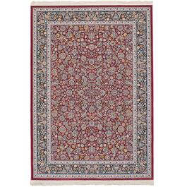 ecarpetgallery Red Persian Nain Collection Rug - 7.5ft.