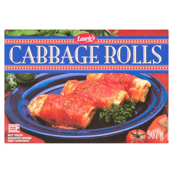 Laurie's Cabbage Rolls - 907g