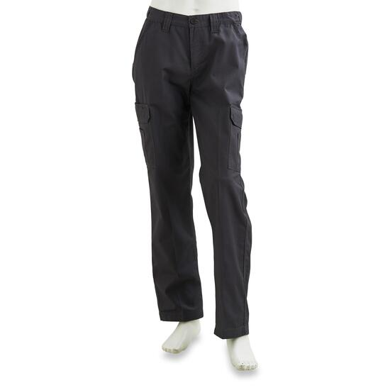Tradesmax Pro Men's Big Guy Black Cargo Work Pants - 46-48