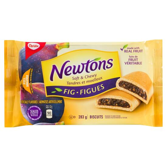 Christie Soft and Chewy Fig Newtons Biscuits - 283g
