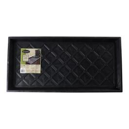 Ecotrend Manor Black Boot Tray - 35in.