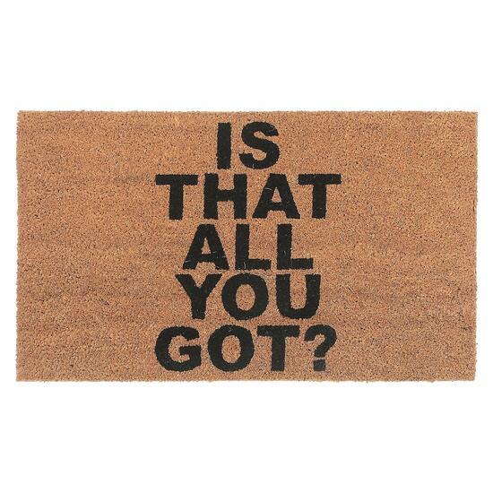 iH Casadecor Coir Door Mat - 30in.