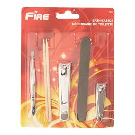 Fire Deluxe Manicure Set - 6pc.