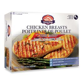 Frozen Chicken Breasts - 800g