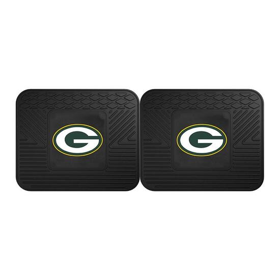 NFL Green Bay Packers Utility Mat - 2pc.