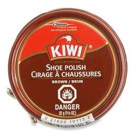 Kiwi Shoe Polish - Brown