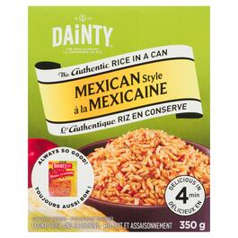 Dainty Mexican Style Cooked Rice - 350g