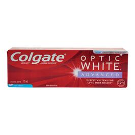 Colgate Optic White Advanced Toothpaste - 73ml