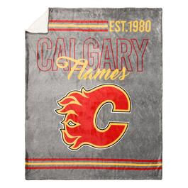 NHL Calgary Flames Throw - 60in.