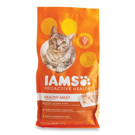 Iams ProActive Health Dry Cat Food - 1.59kg