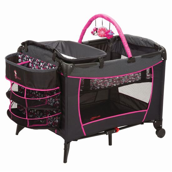 Disney Baby Sweet Wonder Playard – Minnie Mouse