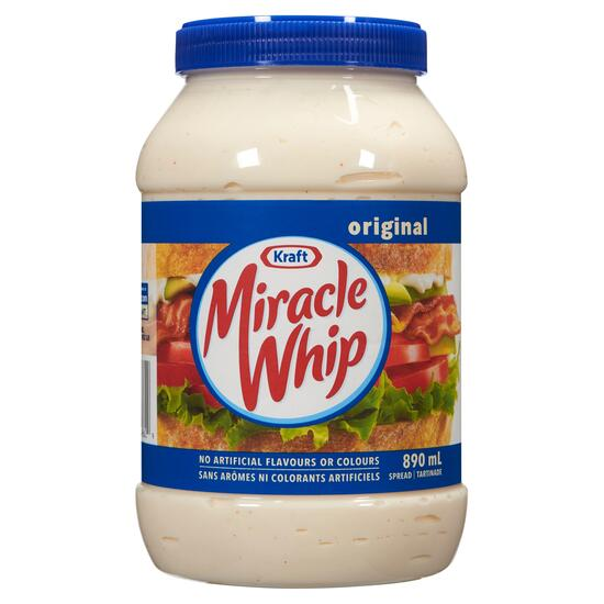 Miracle Whip Original Spread - 890ml