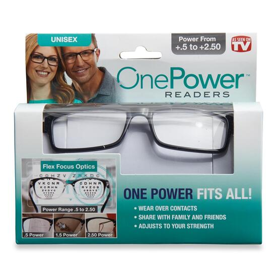 As Seen On TV One Power Readers - Square