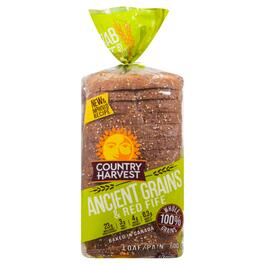 Country Harvest Ancient Grains and Red Fife Bread - 600g