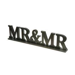 Mr. and Mr. Sign