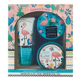 Grifftintown Bath Collection - 3pc.