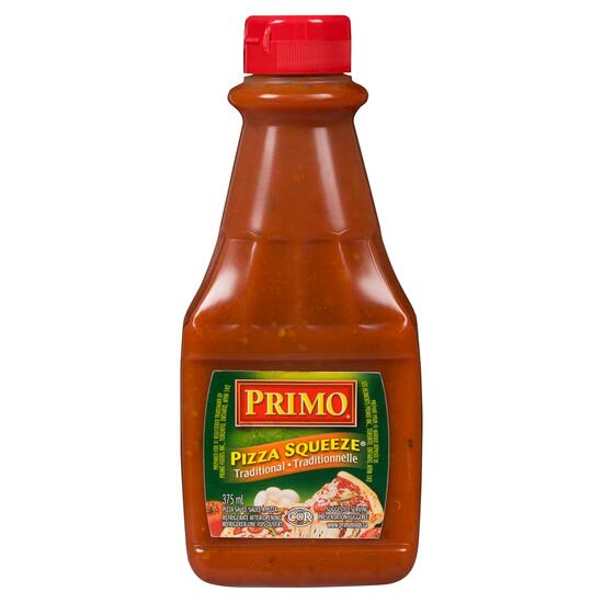 Primo Squeeze Traditional Pizza Sauce - 375ml