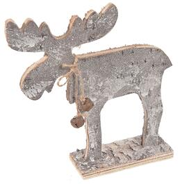 IH Casadécor Wooden Flat Moose Stand - 8in.