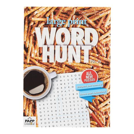 Assorted Word and Sudoku Puzzles