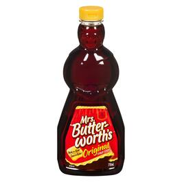 Mrs. Butter-Worth's Original Syrup - 710ml