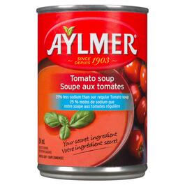 Aylmer Condensed Low Sodium Tomato Soup - 284ml