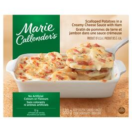 Marie Callender's Scalloped Potatoes in a Creamy Cheese Sauce with Ham - 680g