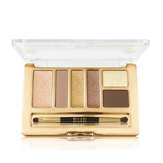 Milani Everyday Eyes Eyeshadow Palette - Bare Necessities
