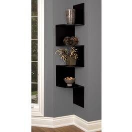 Provo Corner Shelf - Black