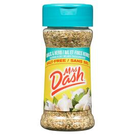 Mrs Dash Garlic and Herb Seasoning Blend - 70g