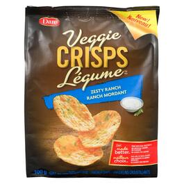 Dare Zesty Ranch Veggie Crisps - 100g