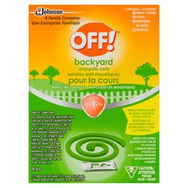 Off! Backyard Mosquito Coils - 8pk.