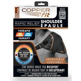 As Seen On TV Copper Fit Rapid Shoulder Pain Relief