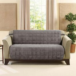 surefit¬ô Deluxe Loveseat Pet Cover - Dark Grey