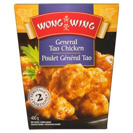 Wong Wing General Tao Chicken - 400g