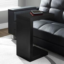 Monarch Specialties Inc.  Modern Accent/Tray Table - Black