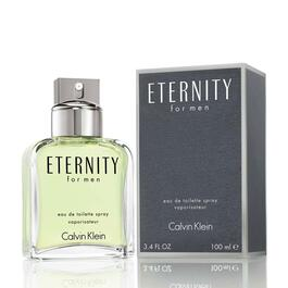 Eternity Eau de Toilette Spray for Men - 100ml