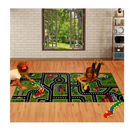 Children's Road Playmat