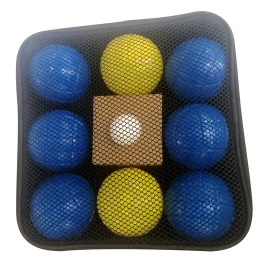 Portable Bocce Set