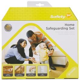Safety 1st Home Safeguarding Set - 80pc.