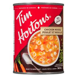 Tim Hortons Ready to Serve Soup Chicken Noodle - 540ml