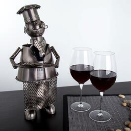 Truu Design Iron Chef Wine Holder - 15in.