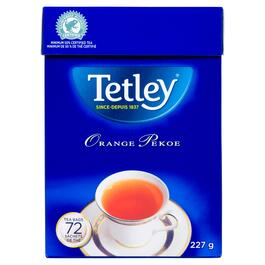 Tetley Orange Pekoe - 72pk.