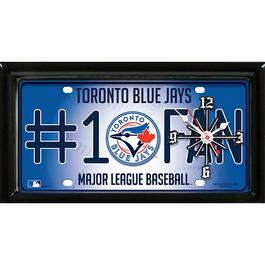 MLB Toronto Blue Jays Wall Clock